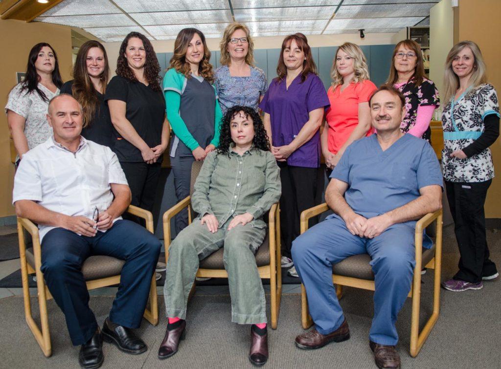 The Parkview Dental Team