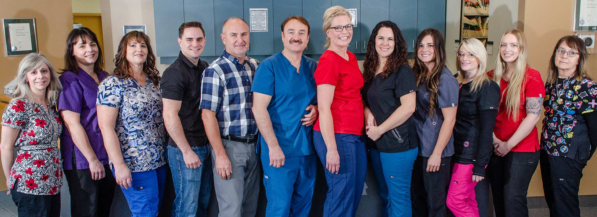 Brooks Family Dental | Parkview Dental Centre Team