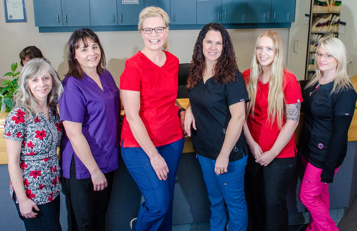 Parkview Dental Assistant Team